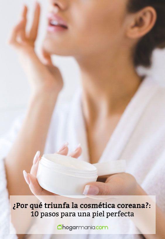 ¿Por qué triunfa la cosmética coreana?: 10 pasos para una piel perfecta