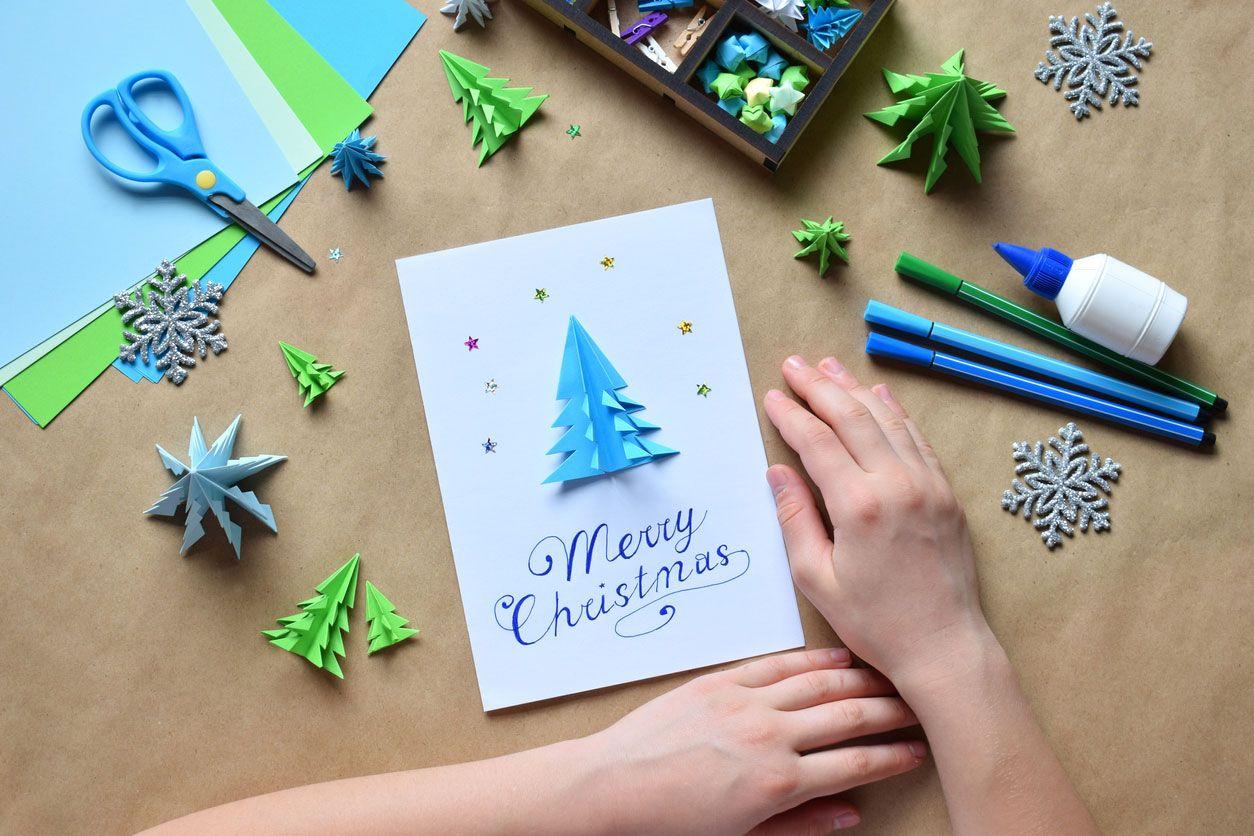 Cómo hacer lettering para una postal navideña