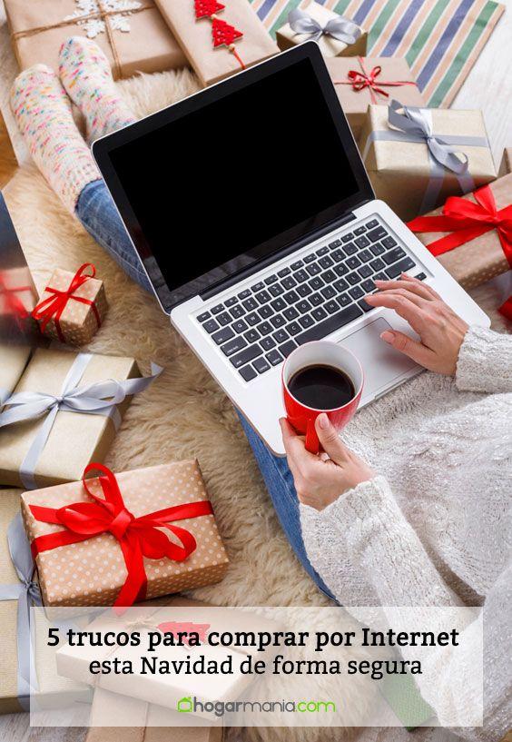 5 trucos para comprar por Internet esta Navidad de forma segura