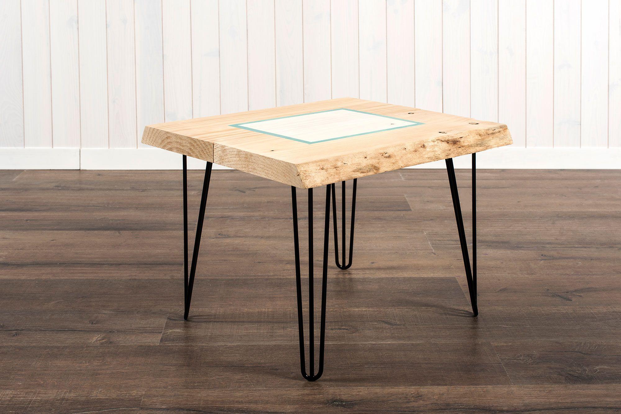 7 ideas para construir muebles de madera maciza