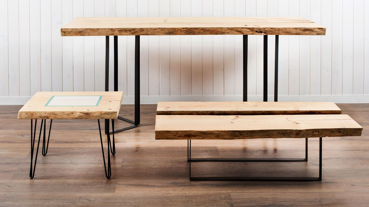7 Ideas Para Construir Muebles De Madera Maciza Hogarmania