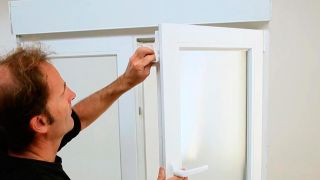 Cómo engrasar una guía de la ventana  - Paso 1