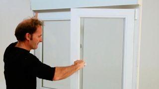 Cómo engrasar una guía de la ventana  - Paso 4