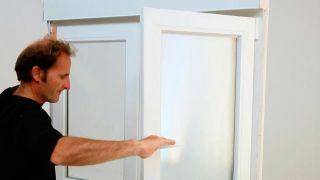 Cómo engrasar una guía de la ventana - Paso 5
