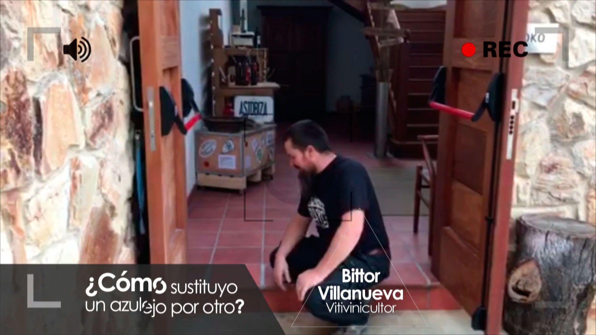 Cómo sustituir una baldosa