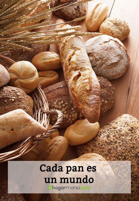 Cada pan es un mundo