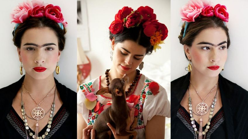Cómo Hacer Un Disfraz De Frida Kahlo Fácil Hogarmania