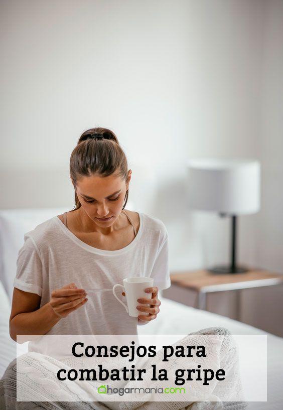Consejos para combatir la gripe