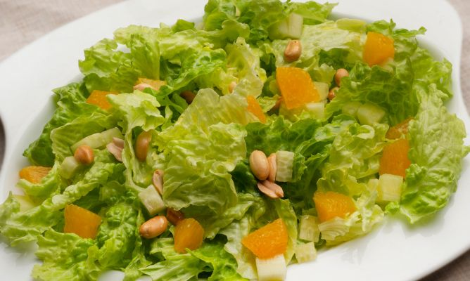 Recetas ensaladas lechuga