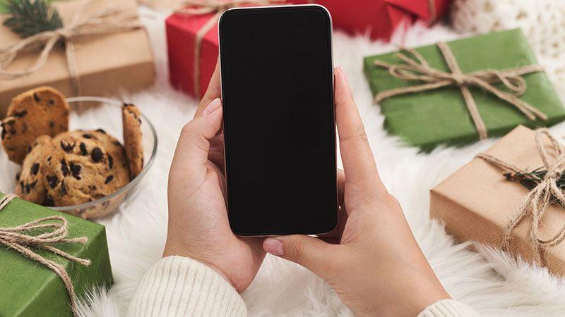 Smartphones de última tecnología.