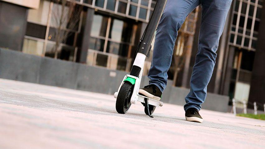 Normativa de circulación de los patinetes eléctricos.