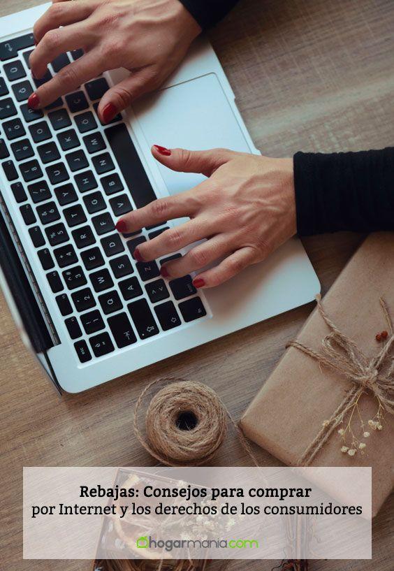 Rebajas: Consejos para comprar por Internet y los derechos de los consumidores