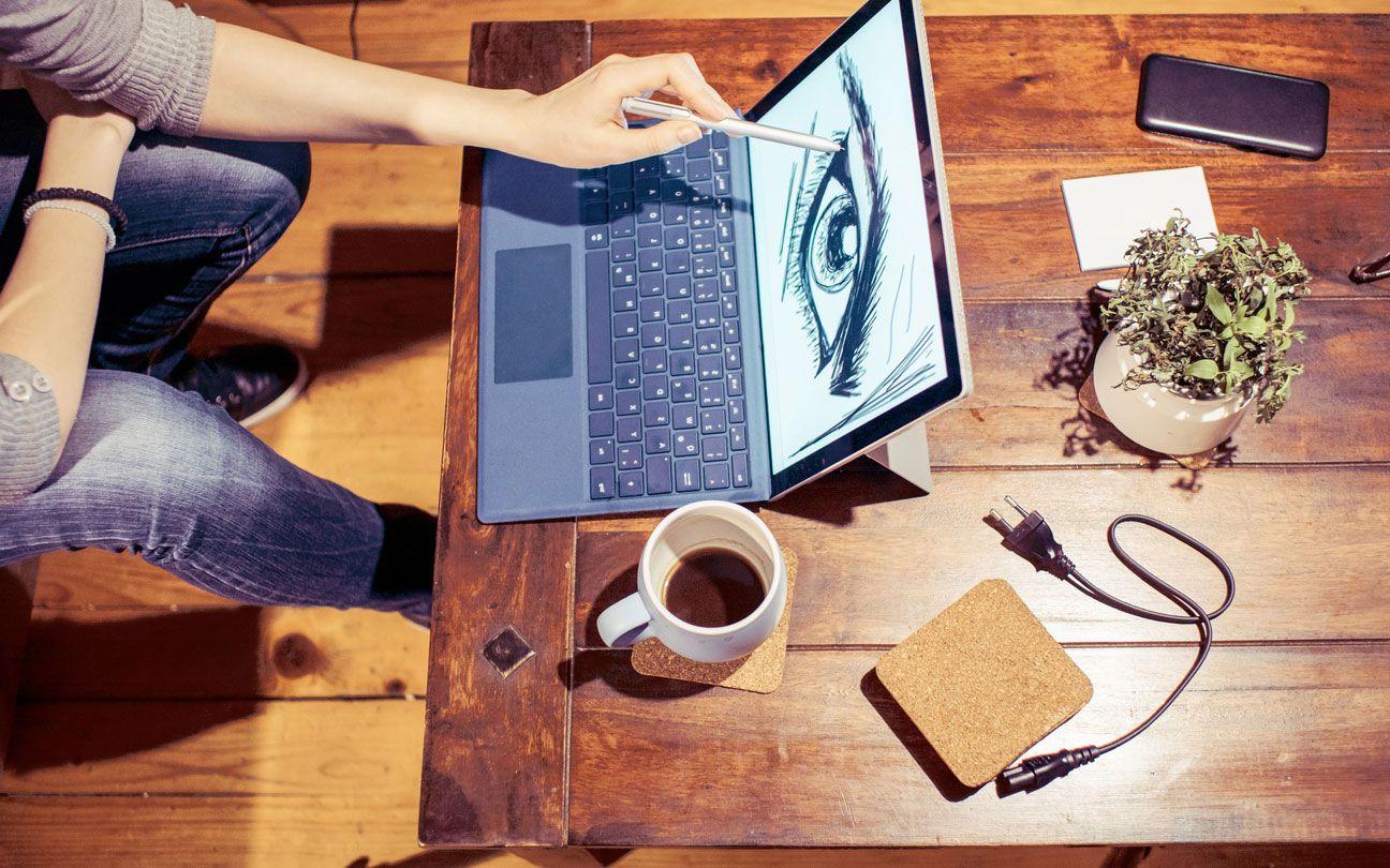 5 claves para aprender dibujo digital.