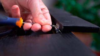 Cómo hacer una mesa escritorio de madera