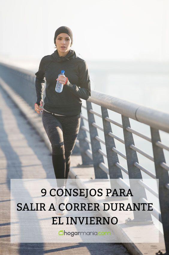 9 consejos para salir a correr durante el invierno