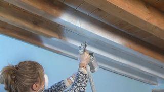 Cómo decorar un dormitorio infantil abuhardillado luminoso y personalizado - Paso 1