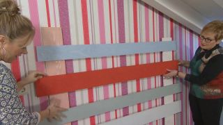 Dormitorio infantil abuhardillado luminoso y personalizado paso 6