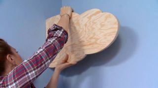 Crear baldas de madera con forma de nubes - paso 6