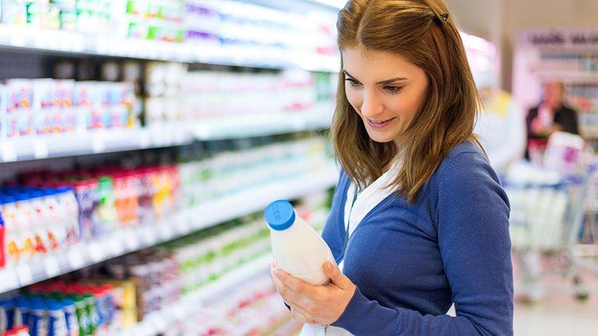 Leer e interpretar la información nutricional de los alimentos.