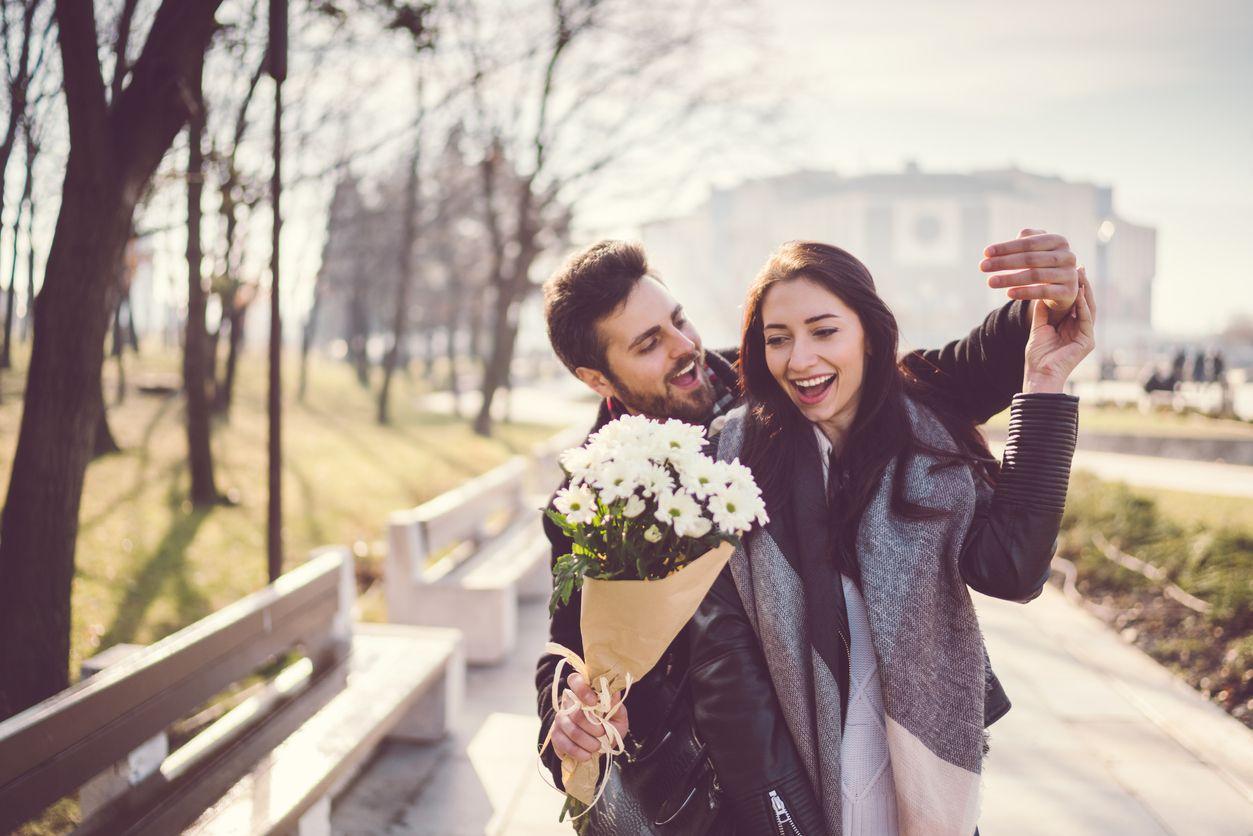 Por qué se regalan flores en San Valentín