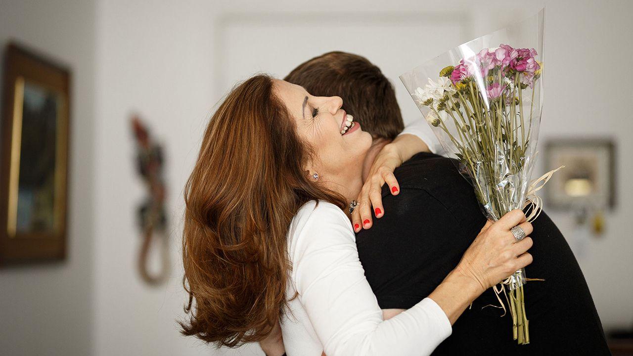 regalar flores en san valentín