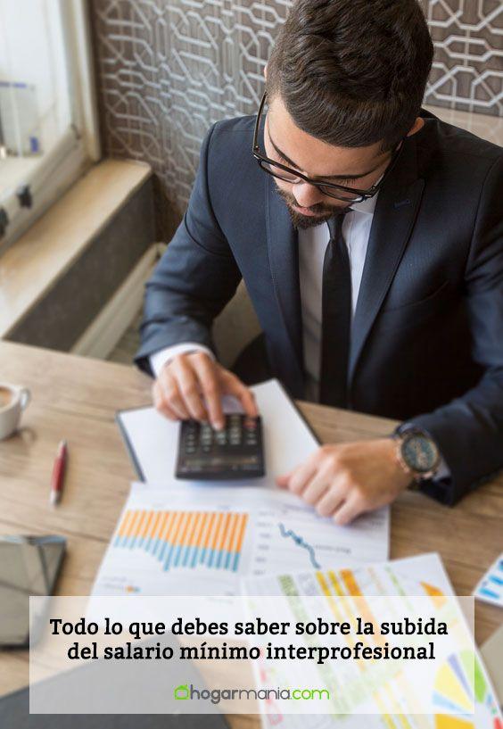 Todo lo que debes saber sobre la subida del salario mínimo interprofesional
