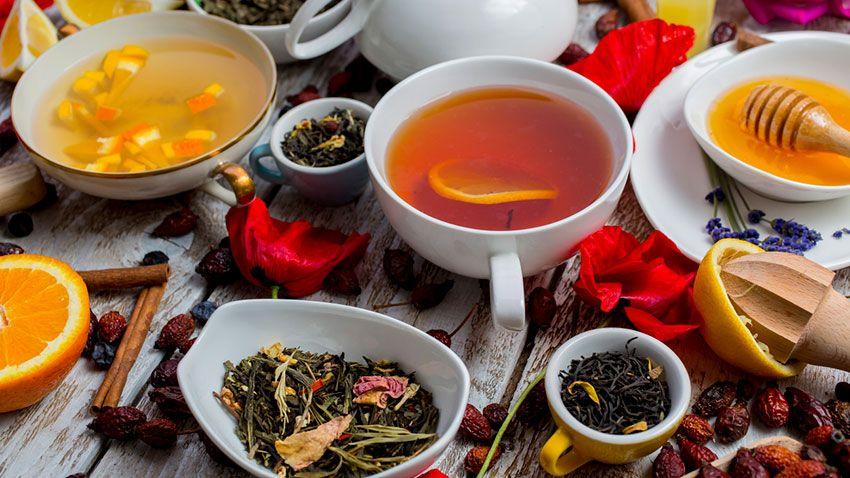 té para mal olor
