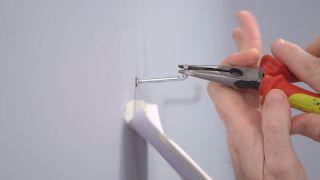 Cómo hacer una lámpara cuadrada