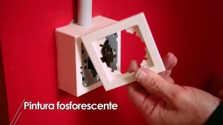 Pintura fosforescente en spray