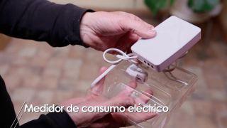 Medidor de consumo eléctrico