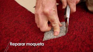 Cómo arreglar una moqueta