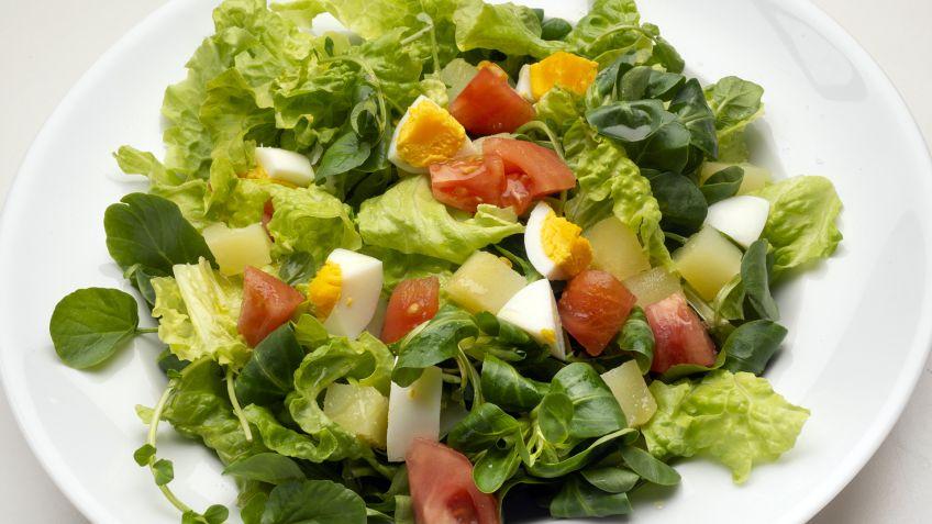 Recetas de cocina ensaladas de verduras