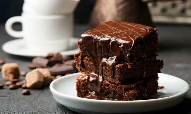 10 Postres Fáciles Con Chocolate Hogarmania