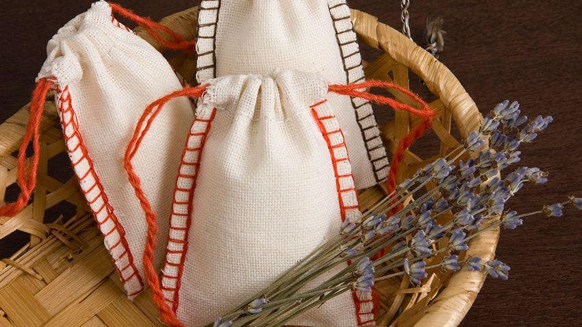 bolsas aromaticas caseras