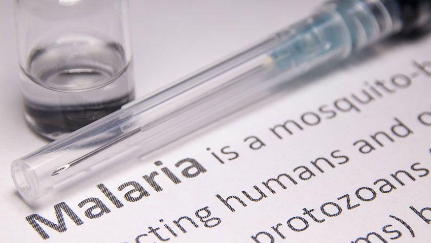 La vacuna contra la malaria