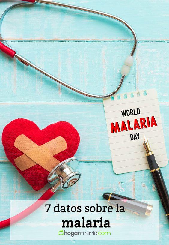 7 datos sobre la malaria