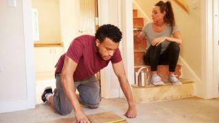 Alfombras pintadas: Cómo elaborar un mandala en el suelo