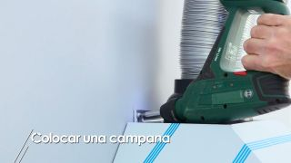 Cómo colocar una campana extractora