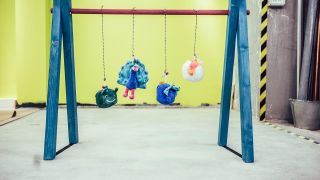 Cómo hacer un gimnasio infantil