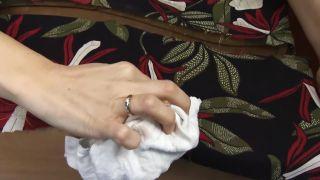 Reciclar una cómoda vintage de estilo señorial y barroco paso 3