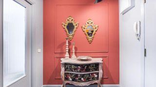 Reciclar una cómoda vintage de estilo señorial y barroco