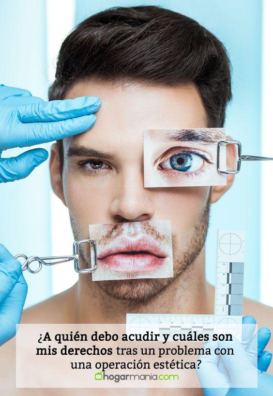 ¿A quién debo acudir y cuáles son mis derechos tras un problema con una operación estética?