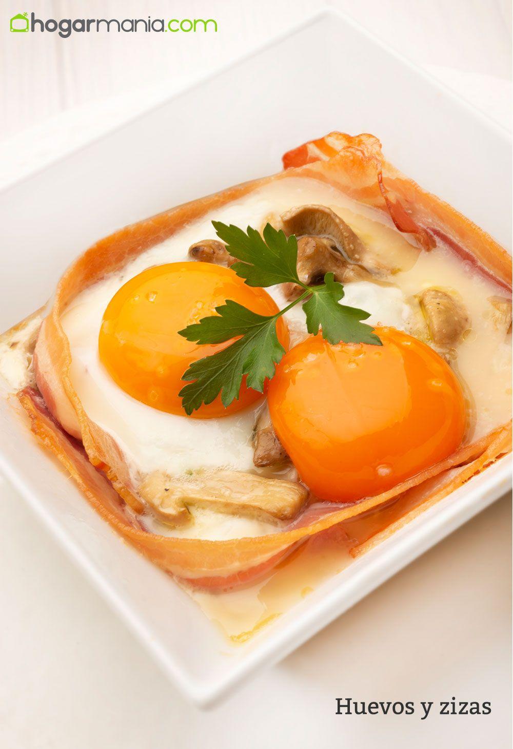 huevos y zizas - foto vertical
