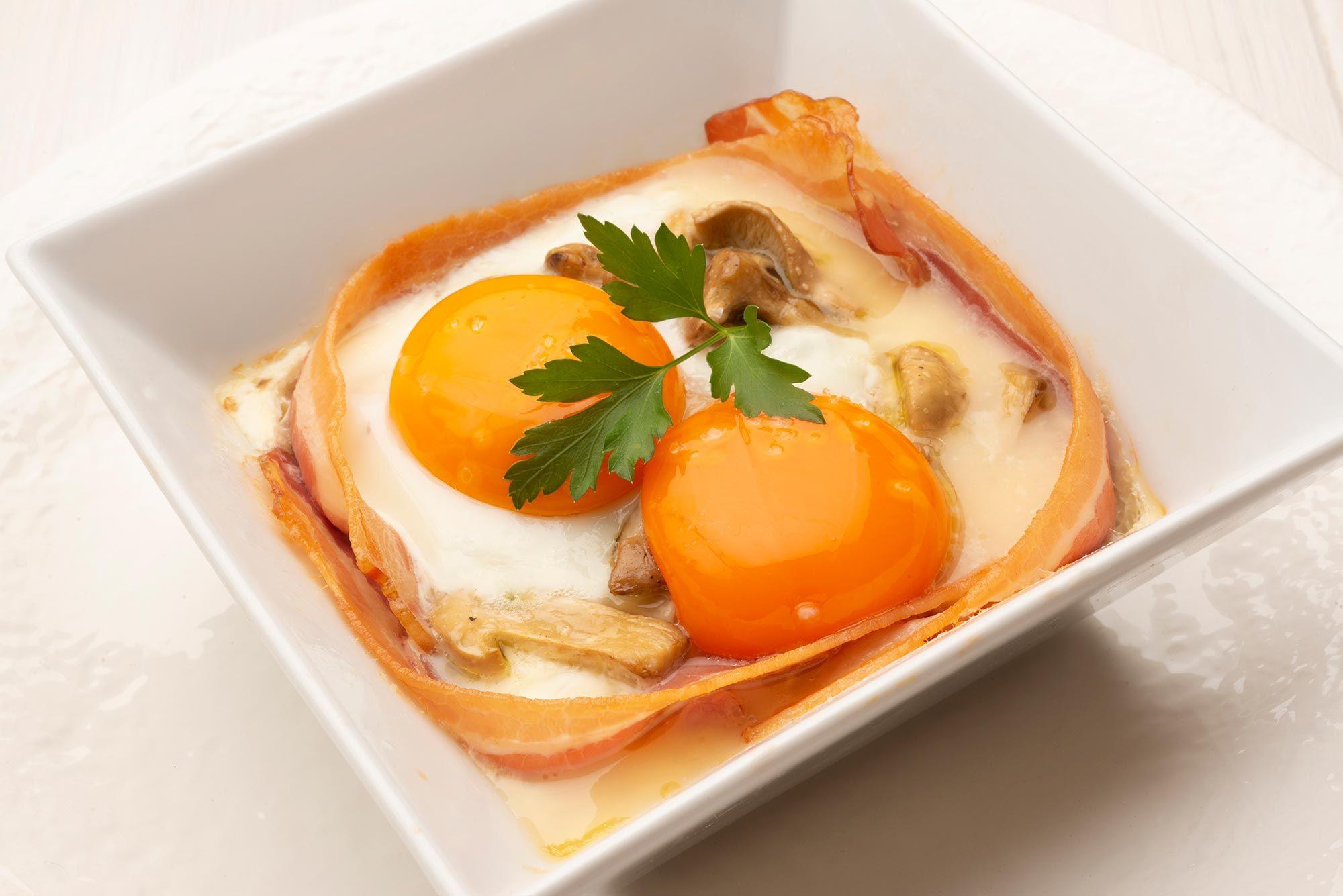 huevos y zizas de Karlos Arguiñano