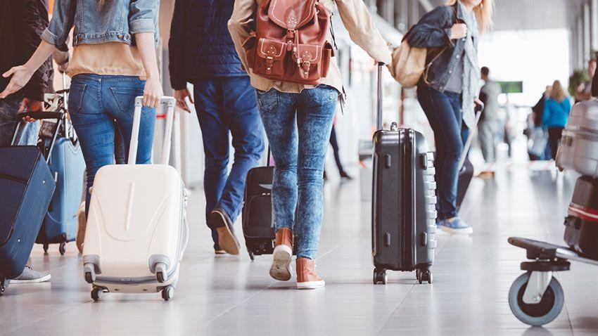 Extravío de equipaje personal