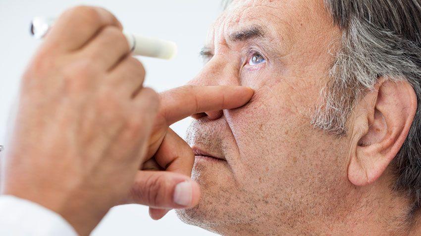 Consulta medica por conjuntivitis