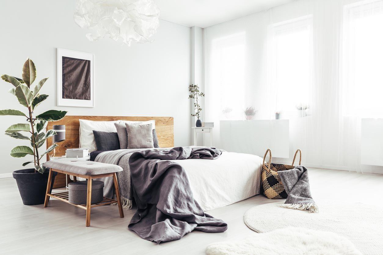 Una decoración minimalista es menos estresante