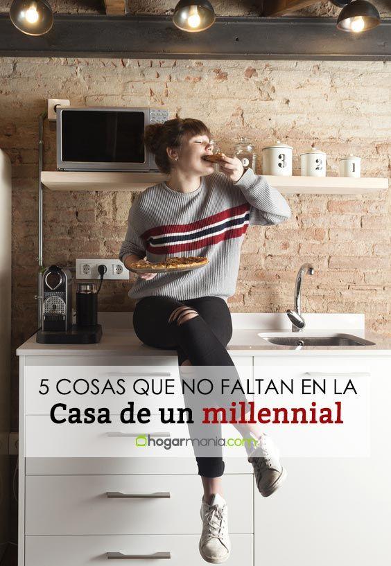 5 cosas que no pueden faltar en tu hogar si eres millennial