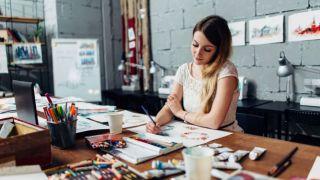 6 grandes beneficios de pintar y dibujar