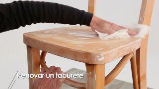 Cómo renovar un taburete